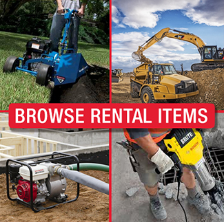 Browse Rental Items